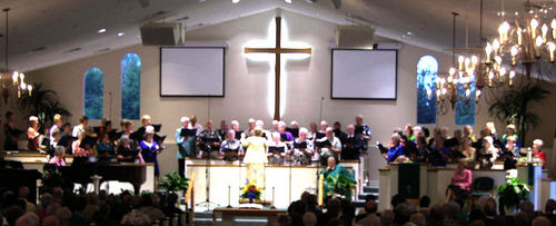 TGO Church Choir